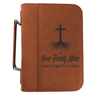 Rooted In Christ Bible Book Covers