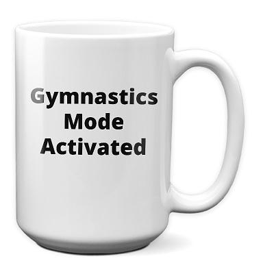 Gymnastics Cup – Gymnastics Mode Activated