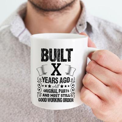 Personalized Mugs For Birthday – Built Custom Design