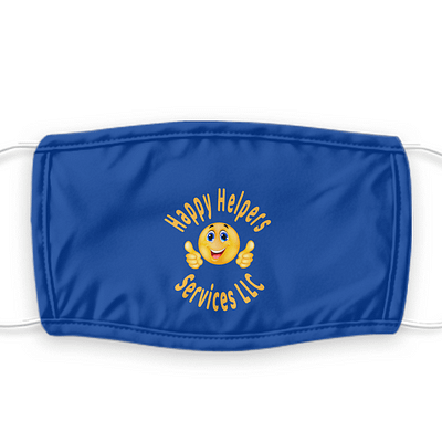 Happy Helpers Mask, One Size